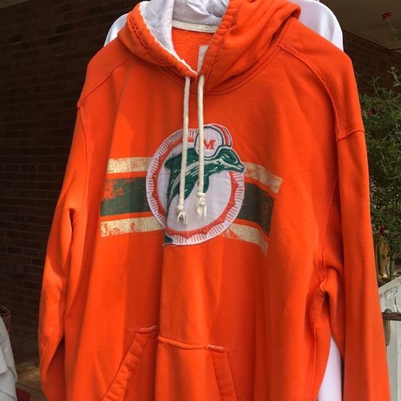 Top NFL Shirts | Sweatshirt Miami Dolphin Logo | Poshmark  hot sale
